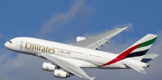 лайнер A380