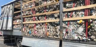 В Украину под видом пластика хотели ввести две фуры отходов из ЕС
