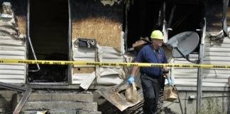 В США во время пожара в детсаду погибли пятеро детей