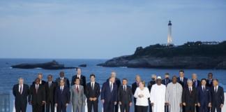 саммит Большой семерки