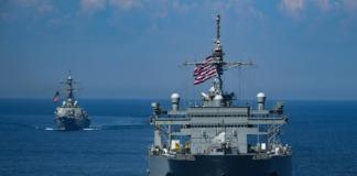 Китай запретил кораблю ВМС США зайти в порт