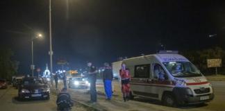 В Киеве произошло убийство на Окружной