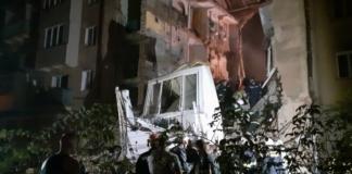 У Дрогобичі внаслідок вибух у багатоповерхівці обвалися під'їзд: є жертви