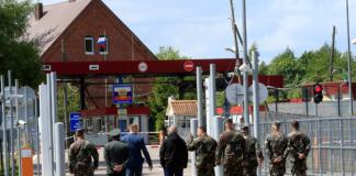 В Литве задержали двух вооруженных российских пограничников