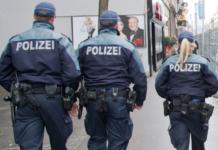 поліція Німеччина