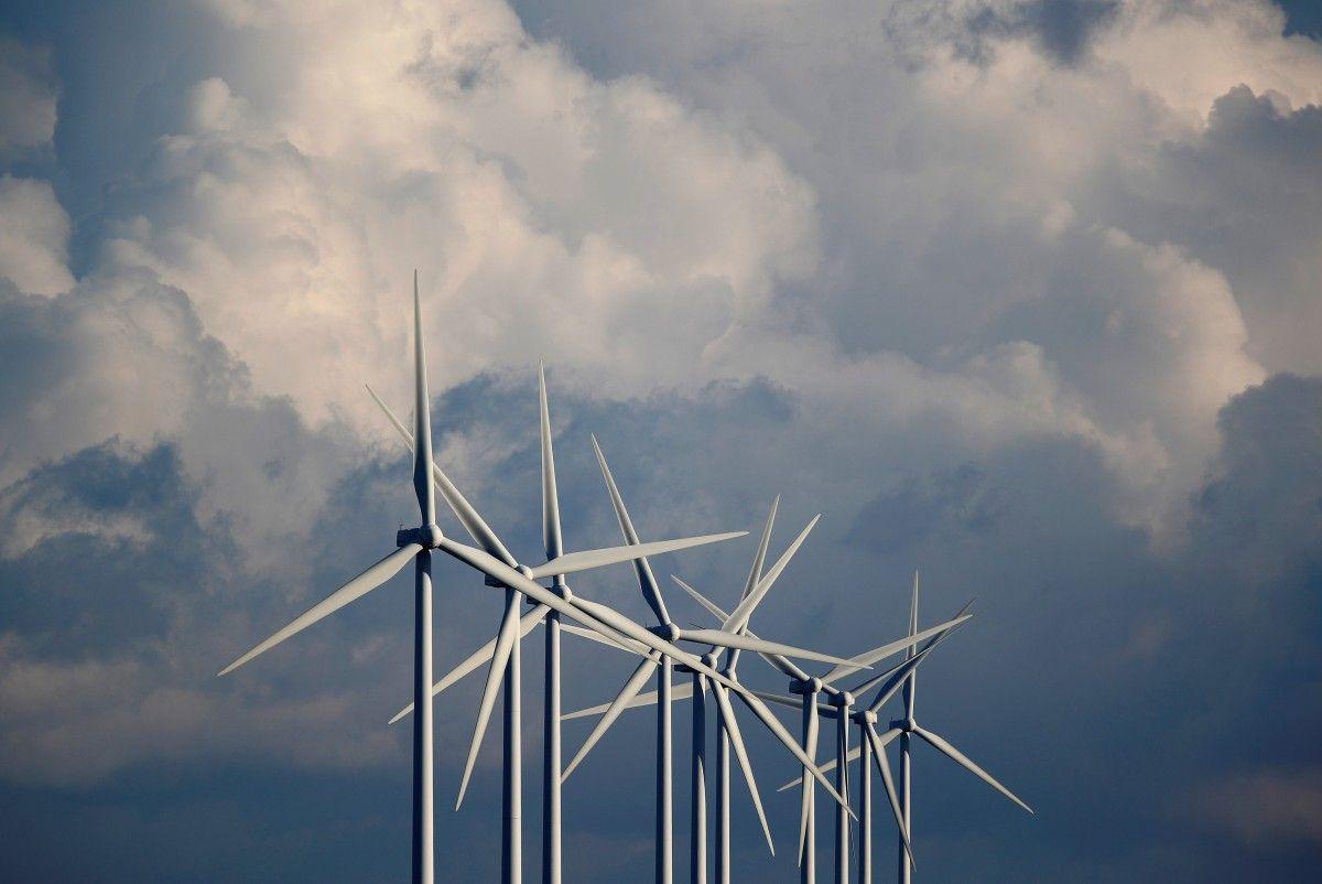 зелена енергія в Україні