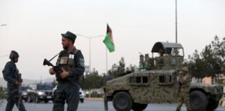 Афганістан атака талібів