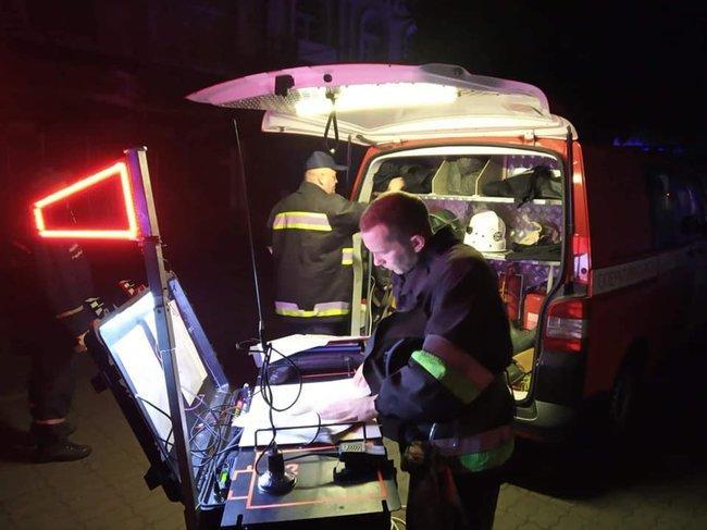В Киеве неизвестные подожгли детский сад