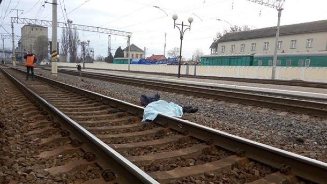 На Львовщине под колесами поезда погиб мужчина