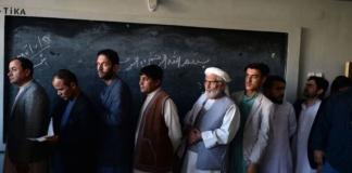 Афганістан вибори