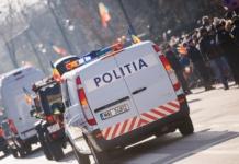 поліція Румунії