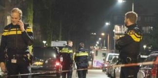 полиция Амстердама