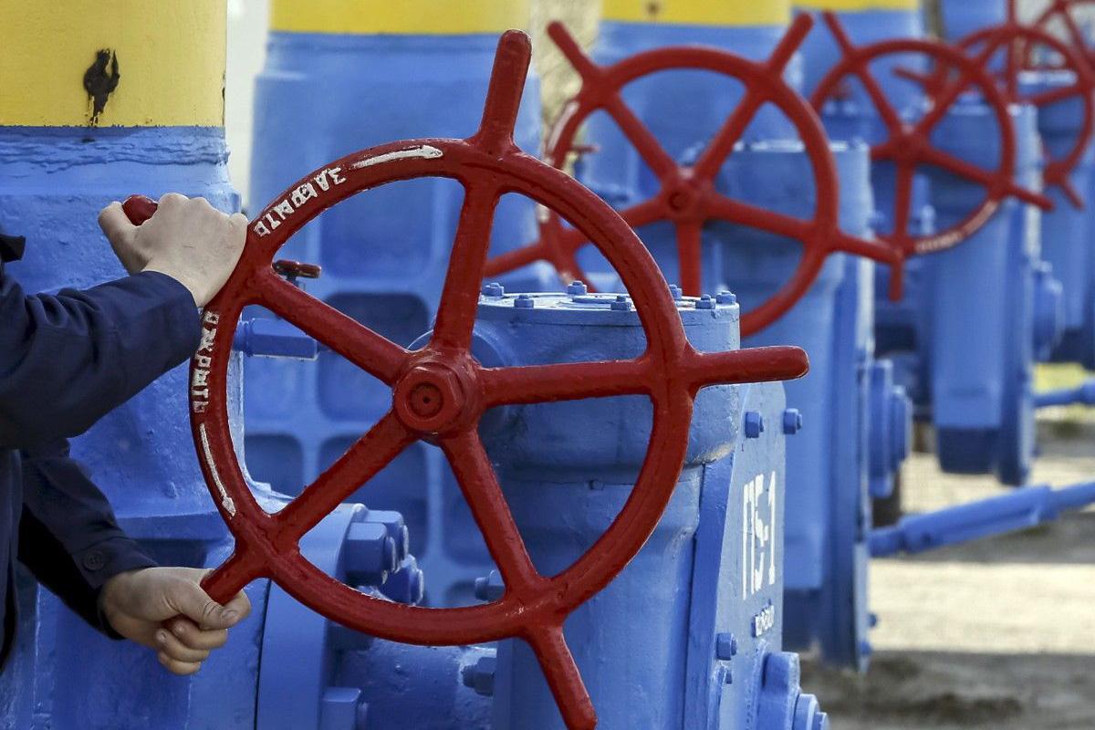 імпорт газу Україна