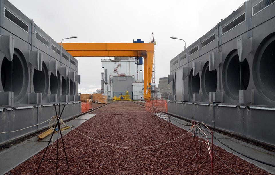 В Чернобыле заканчивают испытания второго хранилища ядерного топлива