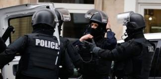 полиция Парижа
