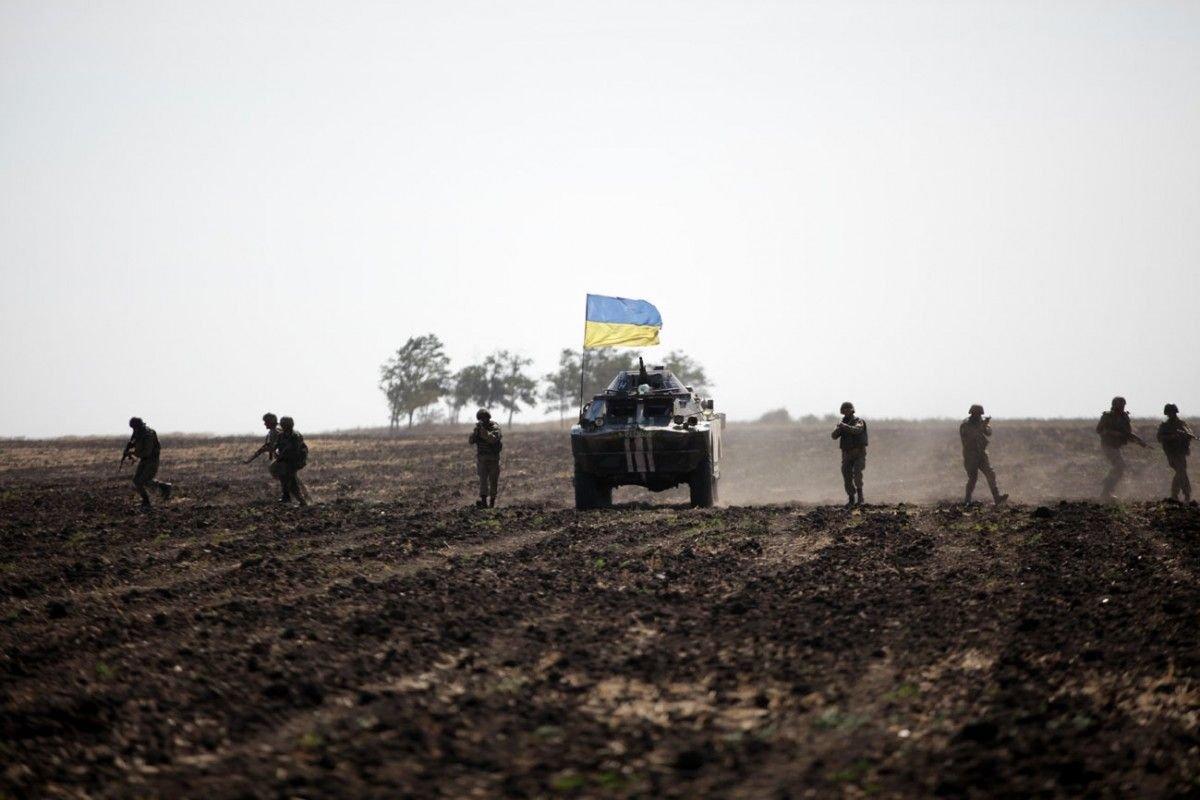 разведение войск в Петровском