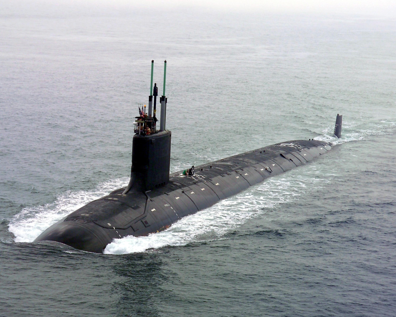 USS Oregon SSN 793