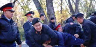 Казахстане за антикитайские акции задержали около 40 человек