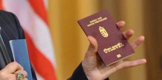 Венгрия начала забирать ранее выданные украинцам паспорта