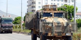 Пентагон перекидає у Сирію військову техніку