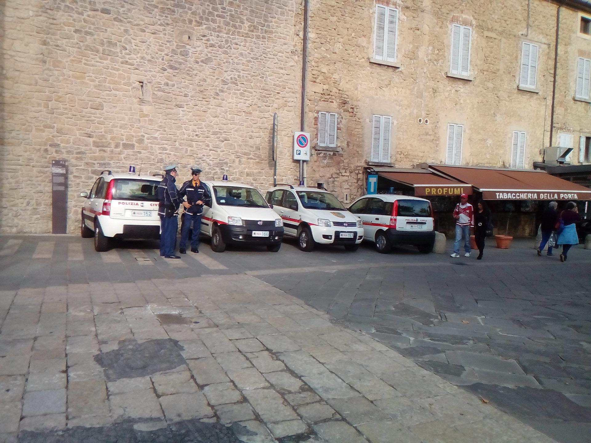 поліція Італія