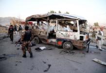 Через вибух в Афганістані загинув співробітник ООН
