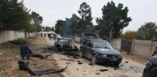 В Таджикистане неизвестные напали на пограничную заставу