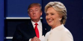 Трамп и Хиллари