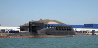 В Китайском море взорвалась атомная подводная лодка