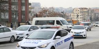 поліція Туреччини