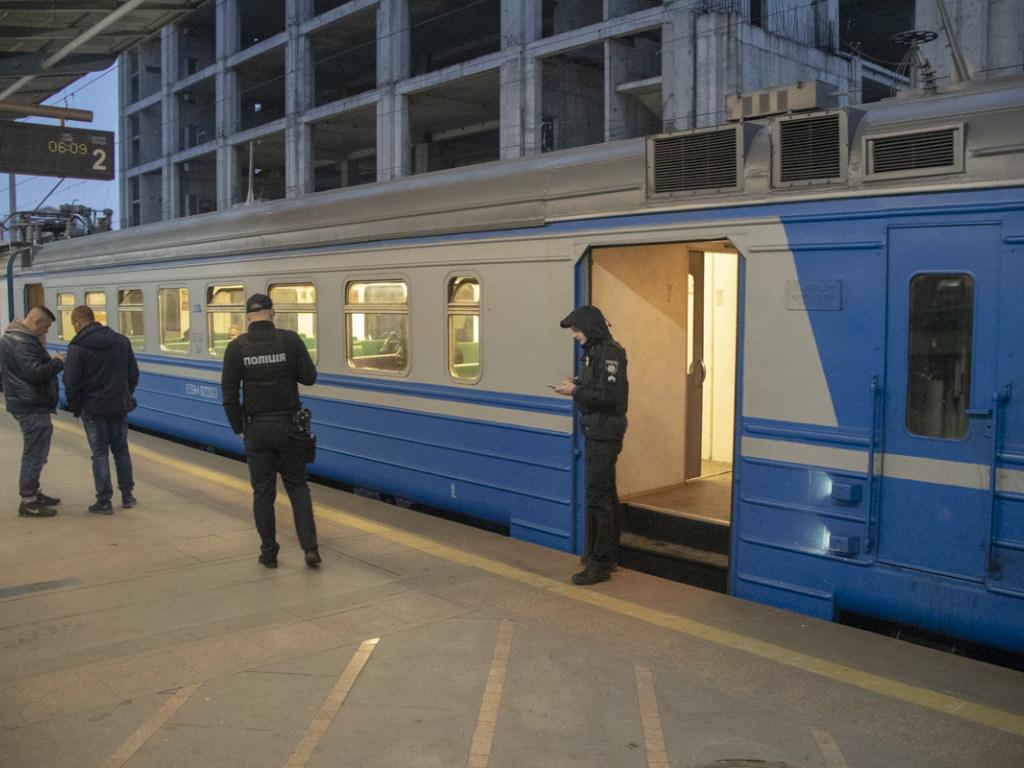 Киев электричка