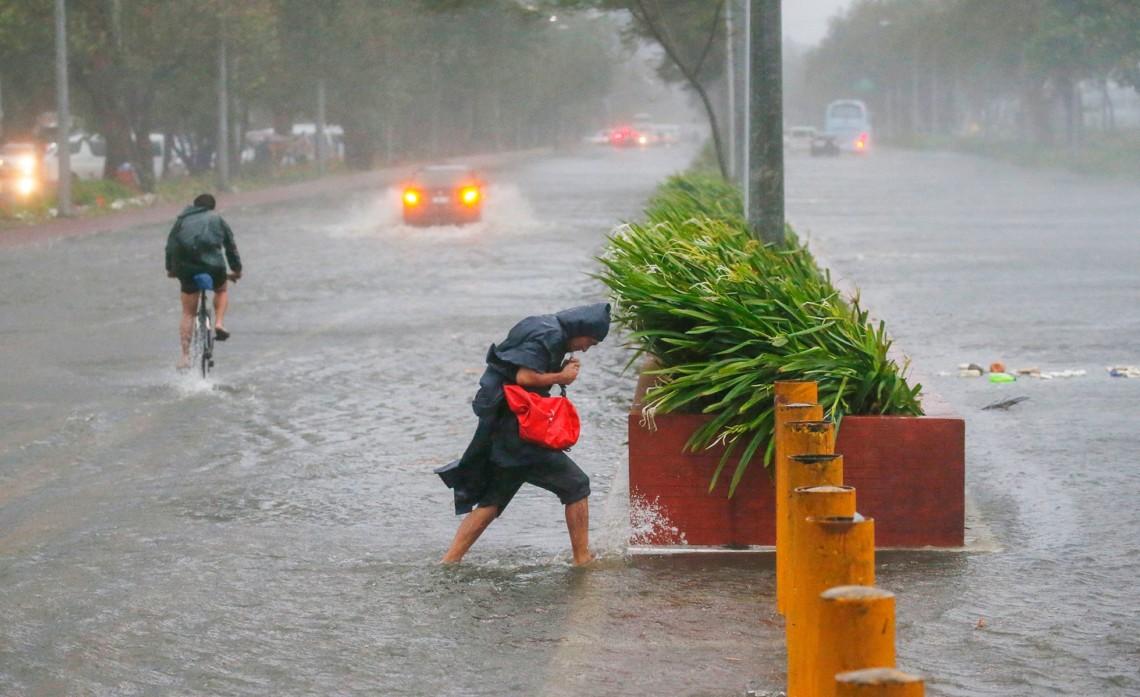 тайфун «Каммурі»