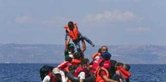 В Турции затонула лодка с мигрантами