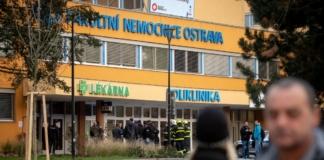 В Чехии в больнице произошла стрельба