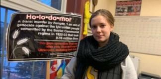 У Канаді студенти вимагають звільнити викладача, який назвав Голодомор «брехнею»