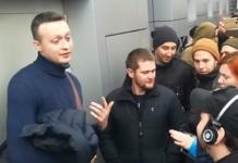 нападение на журналиста