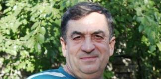 Микола Бутрименко
