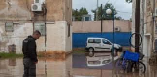 потоп в Тель-Авиве