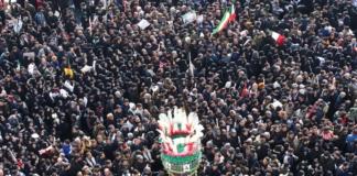 похорон Сулеймані