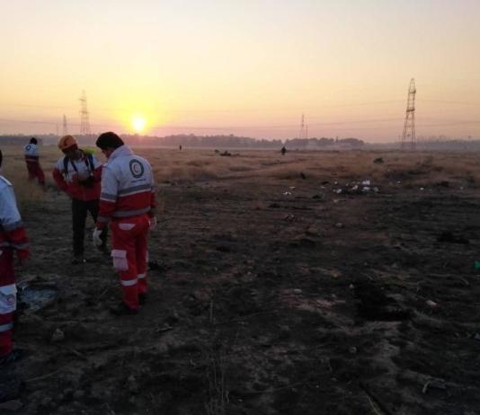 авіакатастрофа МАУ в Ірані