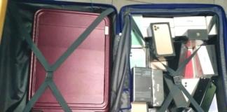 """У """"Борисполі"""" в забутому багажі знайшли iPhone та Air Pods майже на два мільйони гривень"""