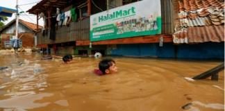 повені в Індонезії