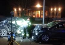 Под Винницей в результате ДТП пострадали три человека пострадали