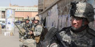 атака на базы США в Ираке