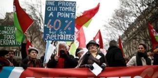 У Франції профспілки блокують нафтопереробні заводи