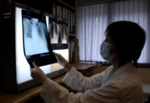 Китай вирусная пневмония