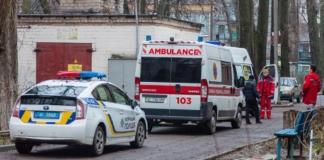 В Никополе пьяная женщина с сыном и таксистом напала на медиков скорой