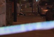 В Лондоне мужчина с ножом напал на прохожих