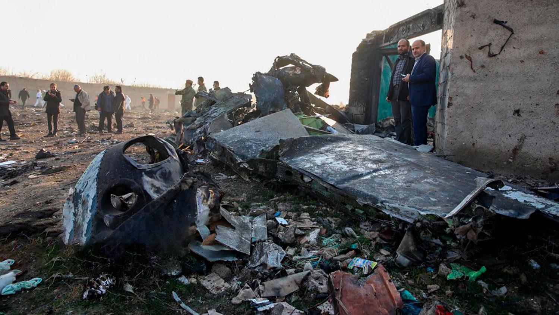крушение украинского самолета