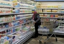 Українці витрачають на продукти харчування 42% своїх доходів